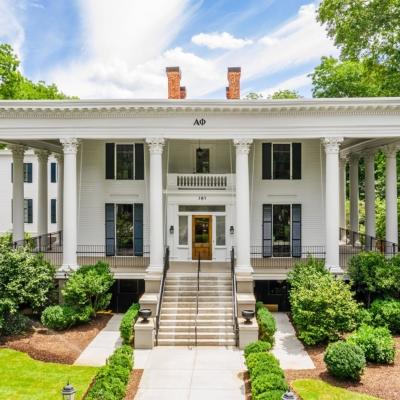 Alpha Phi House Athens, GA