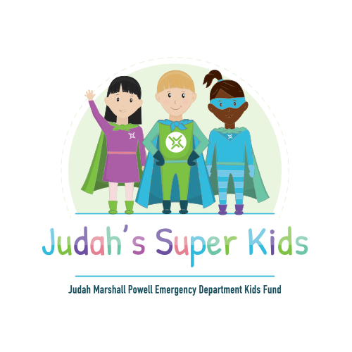 Judah's Super Kids Logo