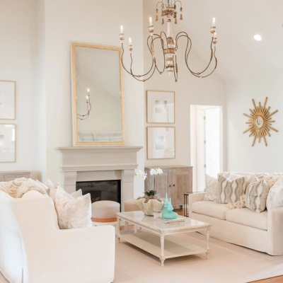 Laura Beth Rosson Interiors project